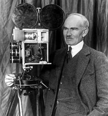 Inventor, Lee de Forest, developed the Phonofilm in 1919 which was the system for sound-on-film