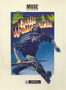 Castle Wolfenstein was the first video game with voice over. Voice over was done by Silas Warner who was also the games creator and designer. The game was miles ahead of its time, released in 1981