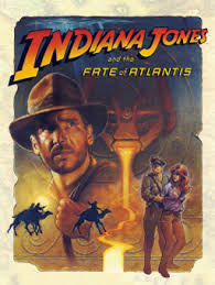 Indiana Jones and the Fate of Atlantis by Lucas Arts in 1992 was one of the first games to use real voice actors