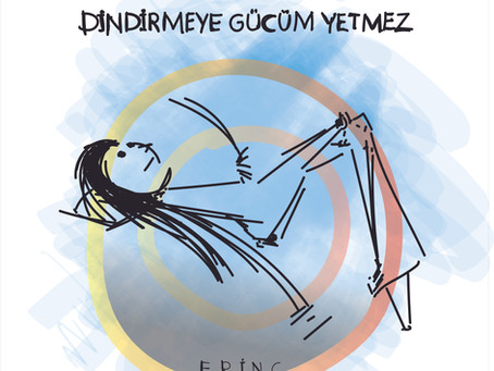 """ERİNÇ'ten Yeni Şarkı """"Dindirmeye Gücüm Yetmez"""""""