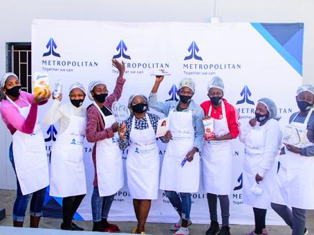 Shiwa The Baker X Metropolitan Namibia Empower Aspiring Bakers