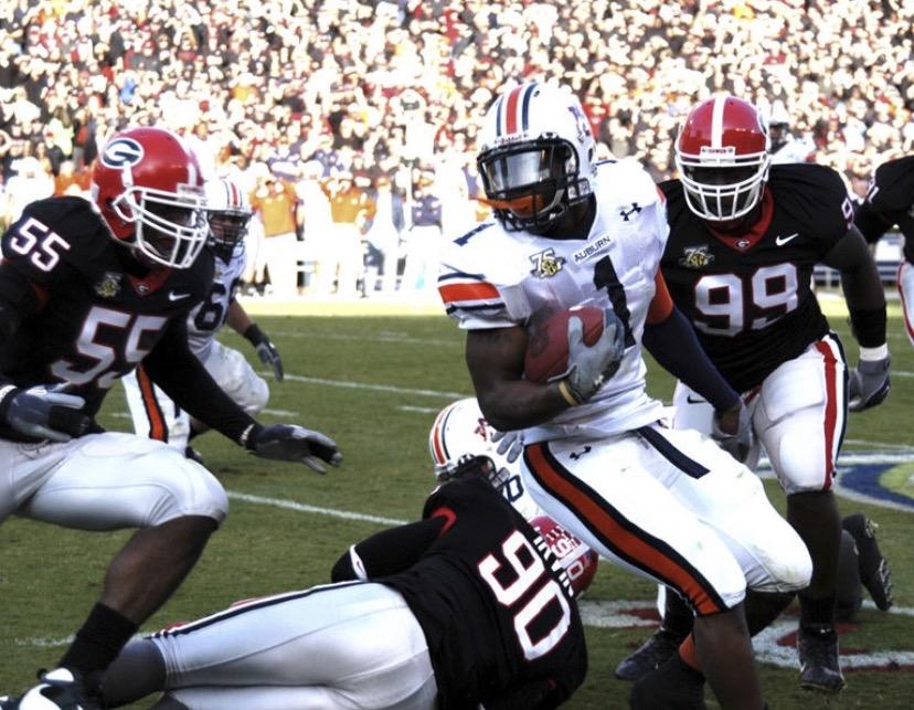 Brad Lester Former Auburn Running Back