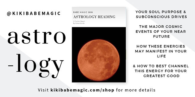 Astrology & Palmistry Readings, Horoscopes, and a Giveaway! | Babe