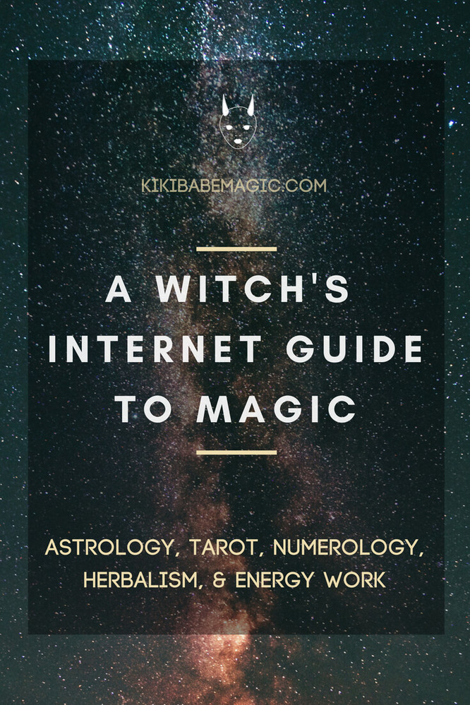 A Witch's Internet Guide to Magic