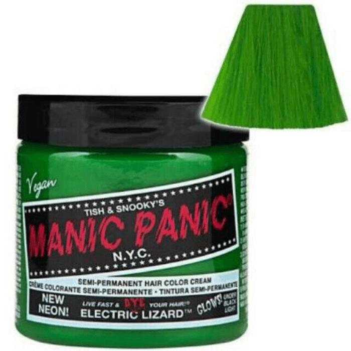 Manic Panic Amplified Electric Lizard
