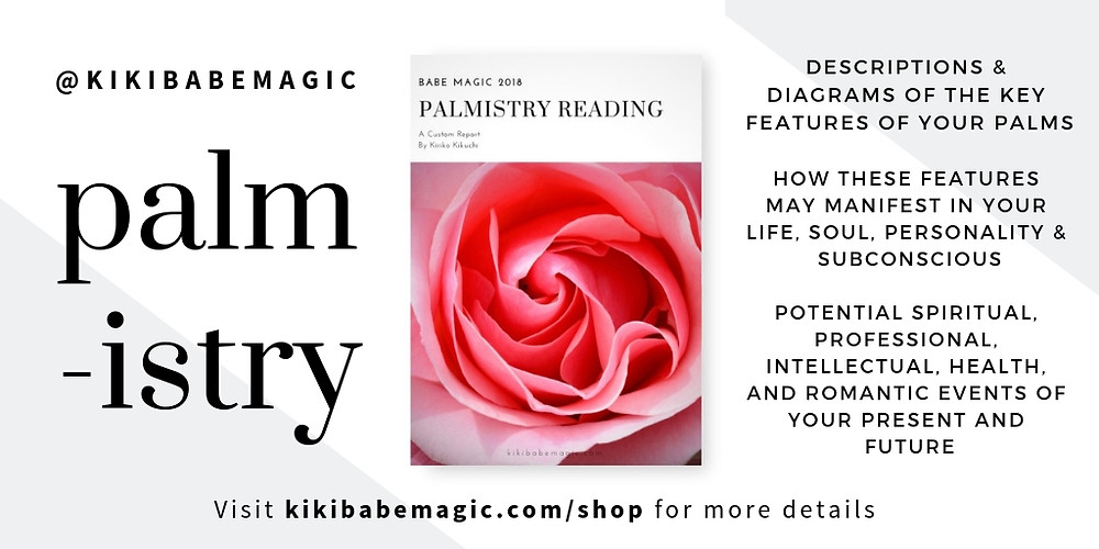 Babe Magic Palmistry Reading PDF