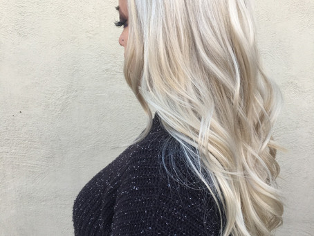 Platinum Blonde Hair Care: Part 1