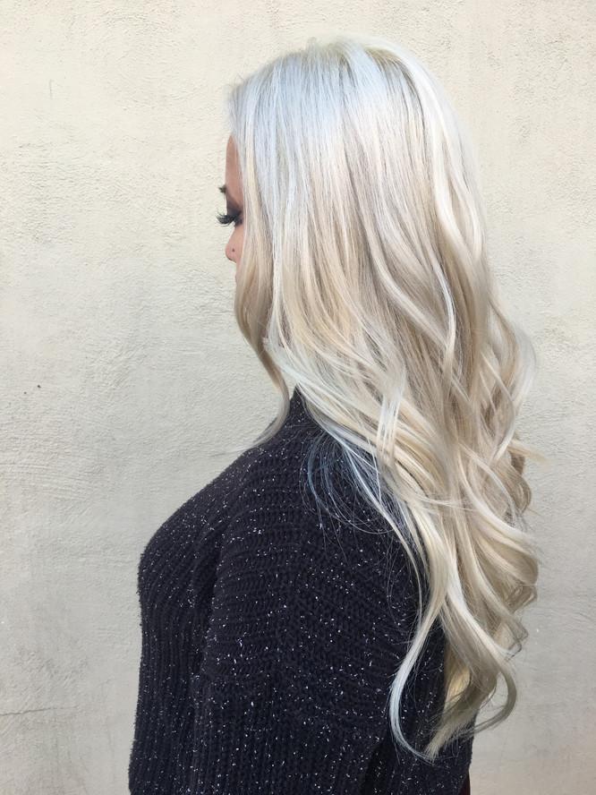 Platinum Blonde Hair Care: Part 1