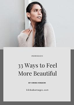 33 ways to feel more beautiful free PDF