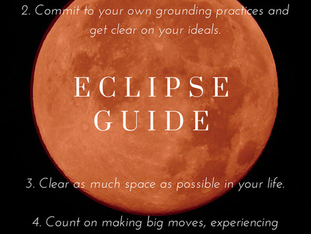 The Blood Moon Eclipse: An Astrology Guide