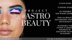 Project #Astrobeauty