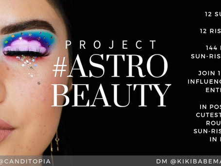 Project #Astrobeauty