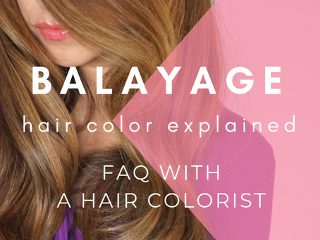 Balayage Highlights FAQ