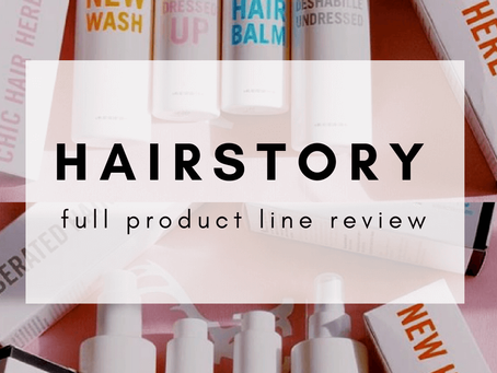 Hairstory: Full Product Line Review