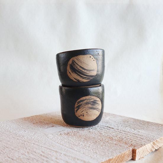 Pair of Mini Moon Cups - 1