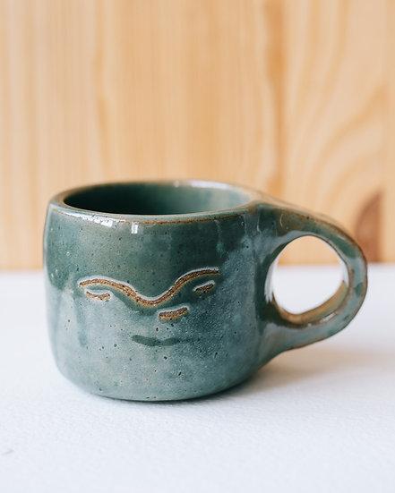 Gratitude Mug -Sage