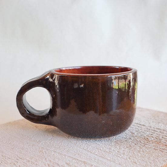 Amber Rust Mug