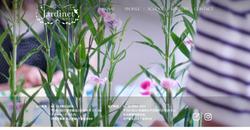 Jardinet TOKYO Web site