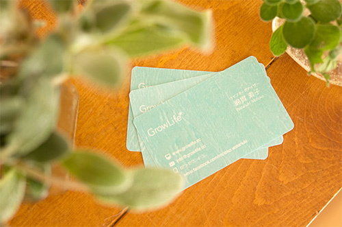 GrowLife card