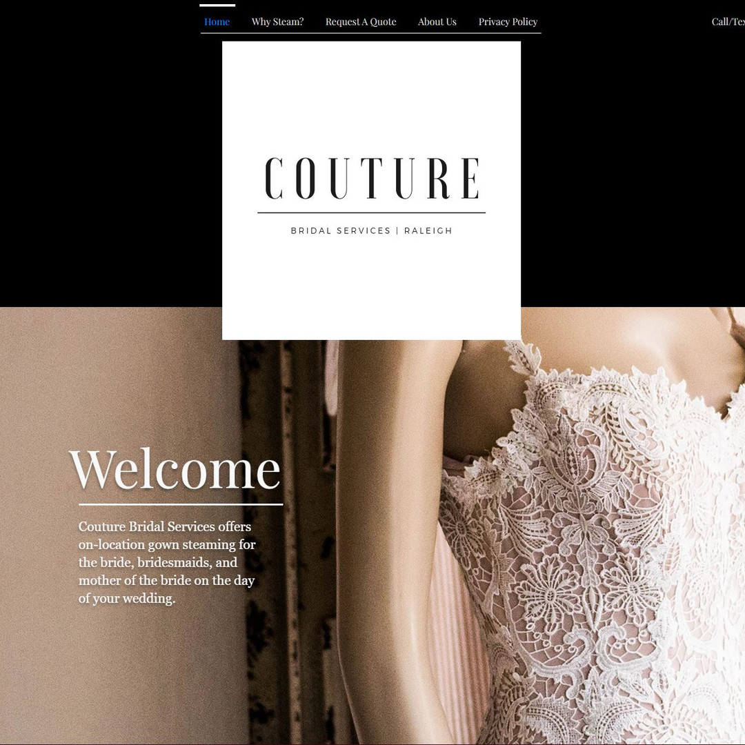 Couture Bridal Service