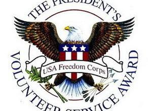 President Volunteer Service Awards