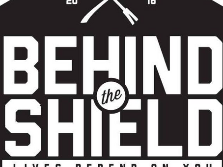 Behind the Shield Podcast with James Geering