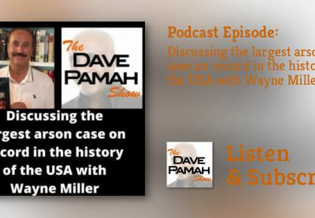 Interview on Dave Pamah Show