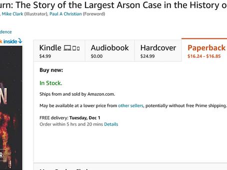 Amazon #1 Again!!
