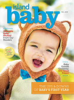 Island Baby Magazine Fall 2010