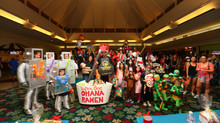 Kahala Mall Costume Contest 2015