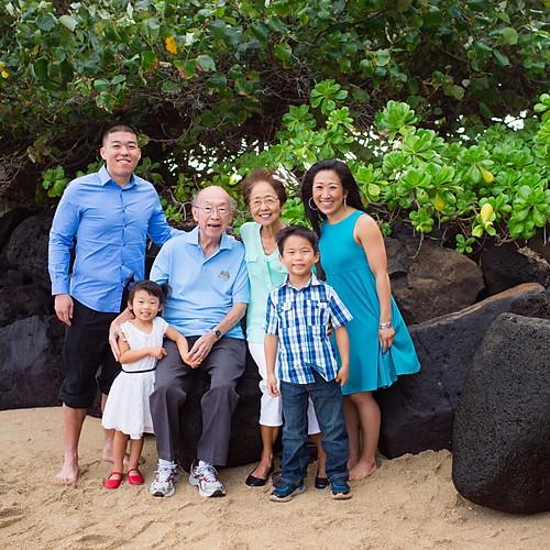 Oshiro Family