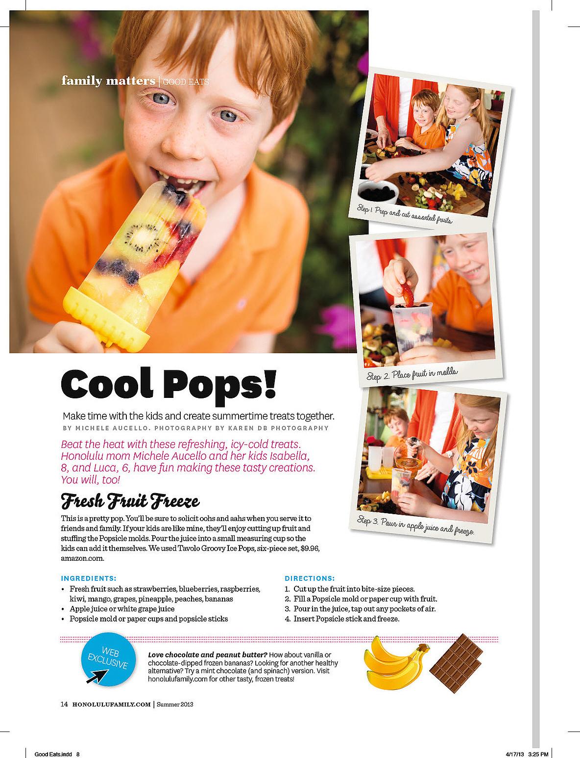 Cool Pops