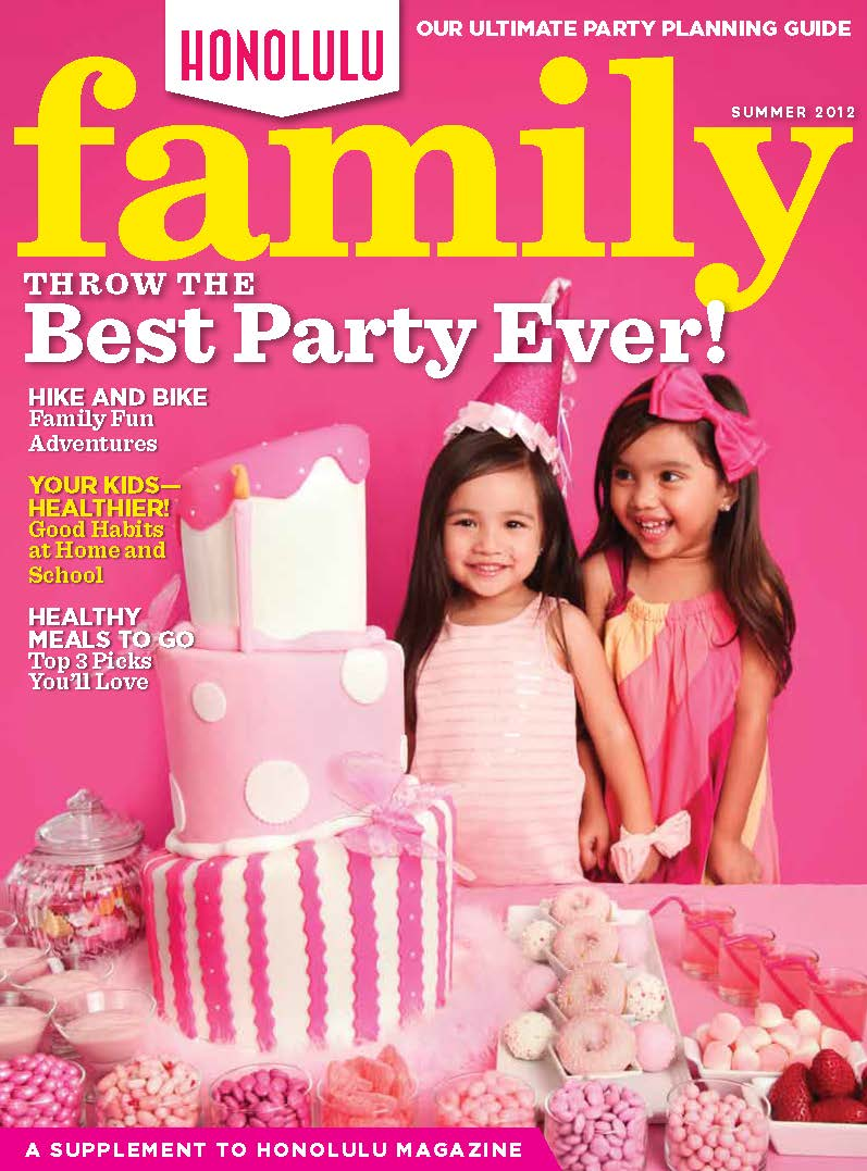 Honolulu Family Magazine Summer '12