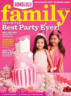 Honolulu Family Magazine Summer '12