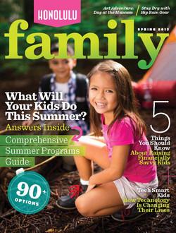 Honolulu Family Magazine Spring 2013