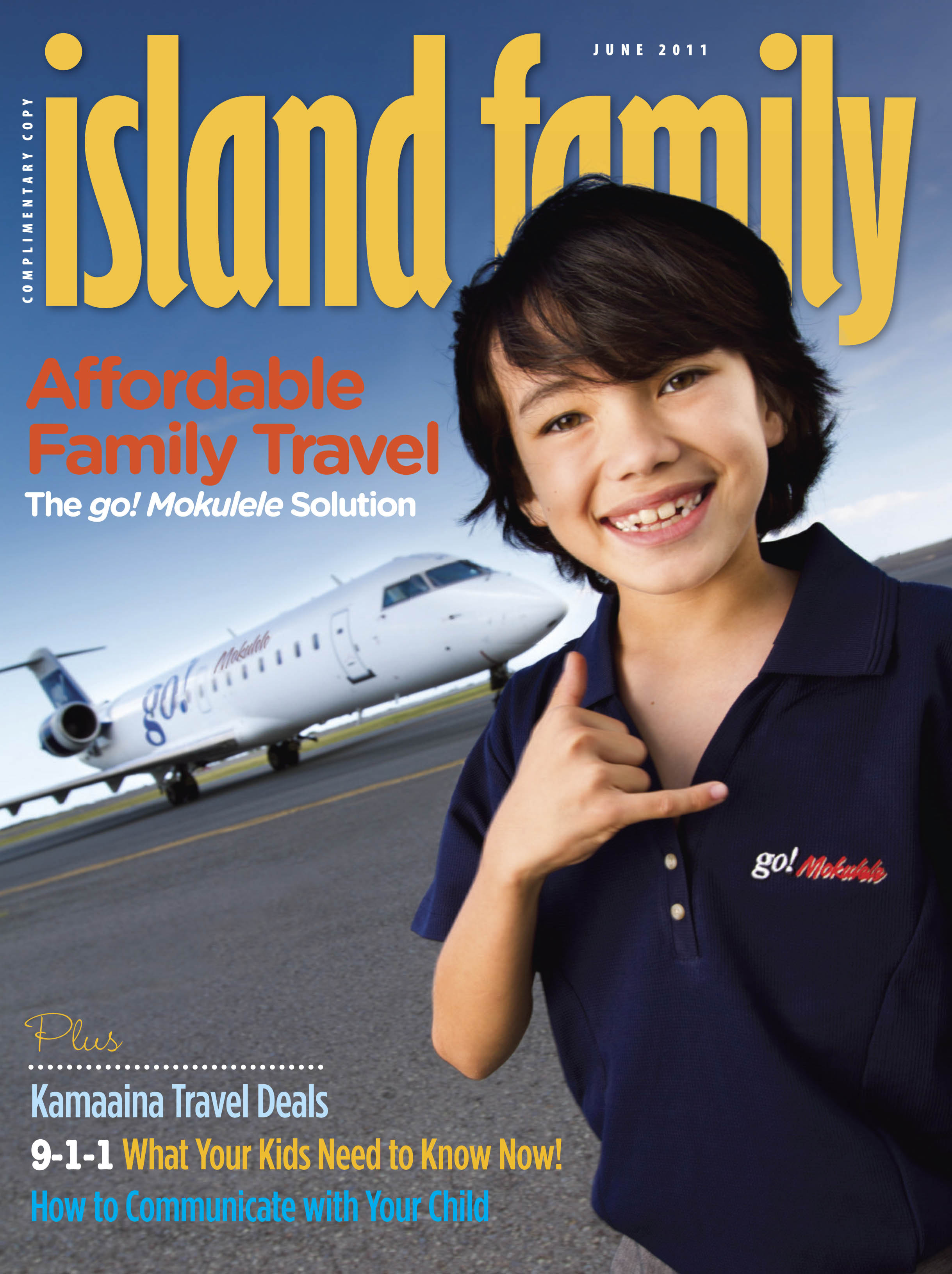 Island Family Magazine June 2011