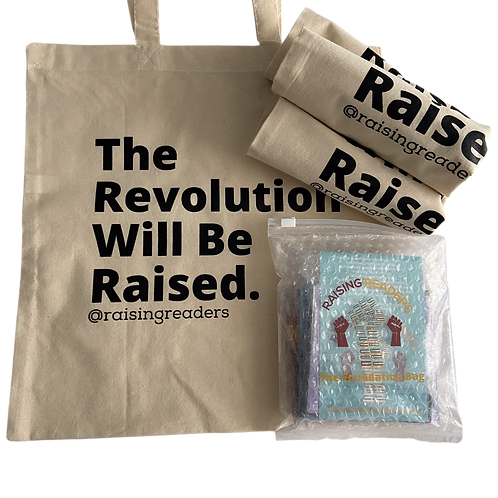 The Foundation Bag &  tote included