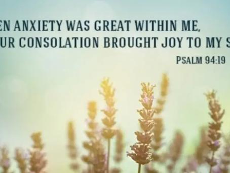 consider him: the fruit of Joy