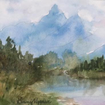 """Alaska "" by Ginny Wagner"