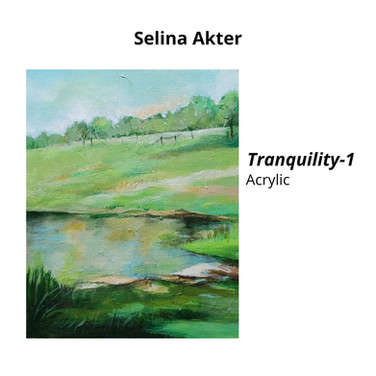 Tranquility - 1