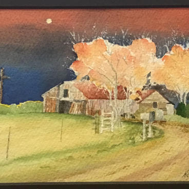 """Moon Light Remebrance"" by Mary Darleen Kruger"