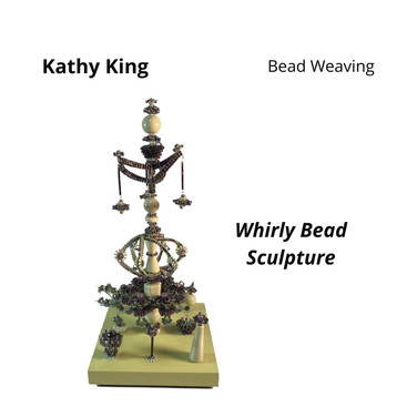 Whirly Bead Sculpture