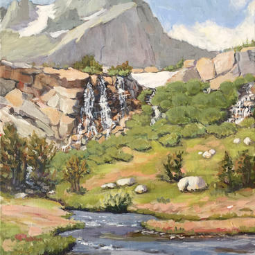 """High Country Spring"" by Cindy Boling"