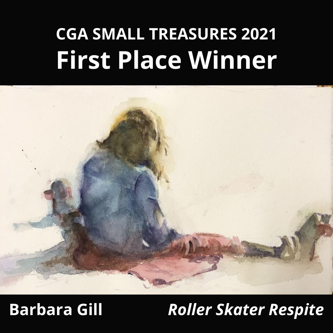 barbara gill first place