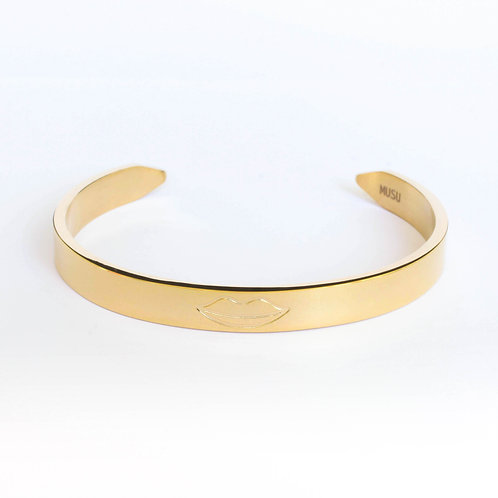 The Cuff 18k- Gold/Rose Gold/Silver