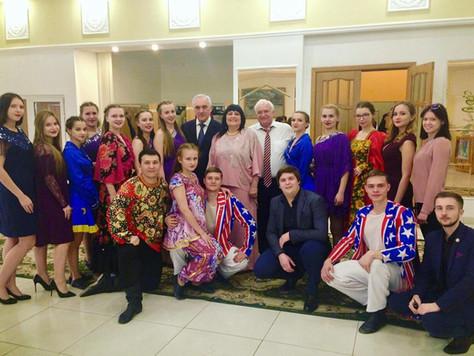 Заместитель полномочного представителя Президента России в ЦФО Мурат Зязиков посетил Курскую область