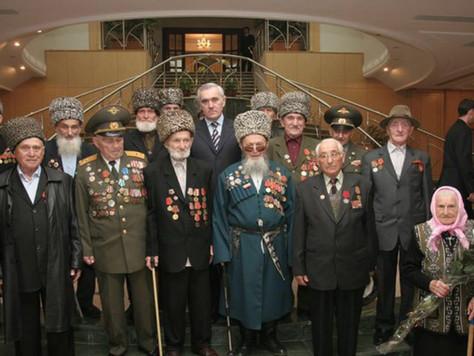 Заместитель полномочного представителя Президента России в Центральном федеральном округе Мурат Зязи