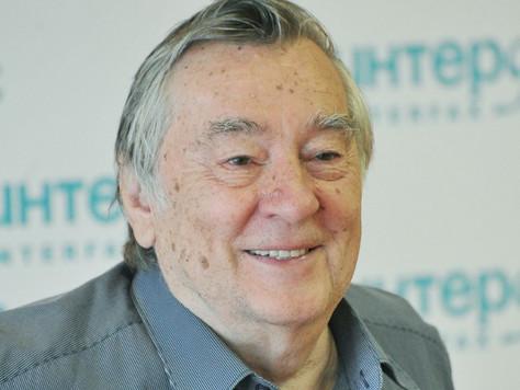 Писатель Александр Проханов поздравляет Мурата Магометовича с Днем рождения!