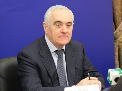 Заместитель полномочного представителя Президента России в ЦФО Мурат Зязиков провёл в Брянске приём