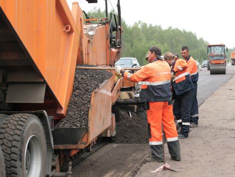 В Трубчевском районе построят дорогу Кветунь — Удолье.